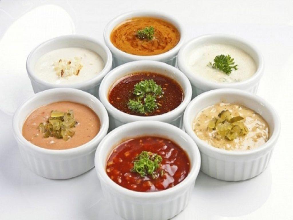 Горчичные соусы